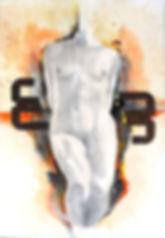 Cristiana Rinaldi, Nudo di donna.jpg