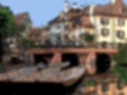 Enrica Tais, Lungo il canale.jpg