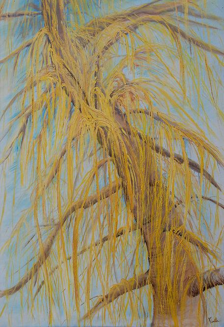 Fiorella Manzini, L'oro del salice.jpg