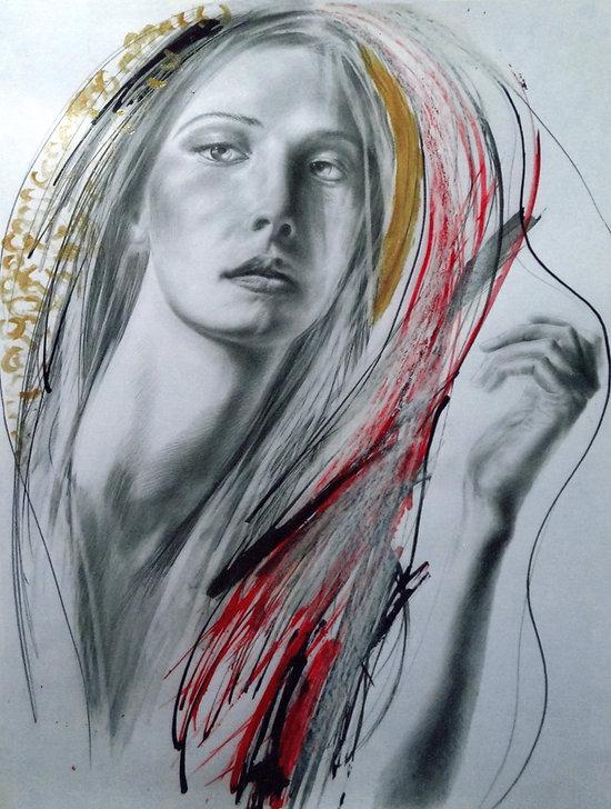 Emiliana Verrengia, Nella luce.jpg