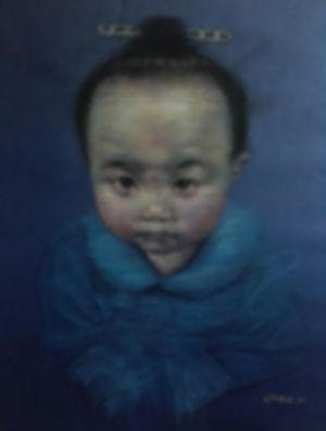 Chen Chen, La speranza, la salvezza.jpg