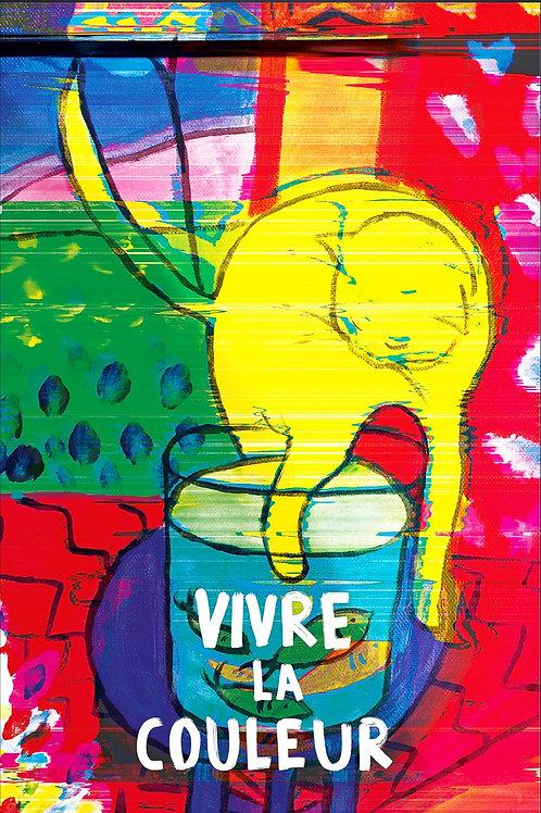 vivre la couleur