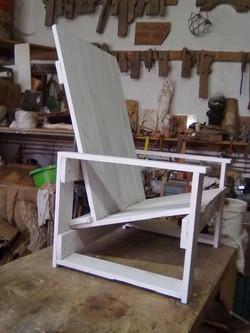 Pallet chair...