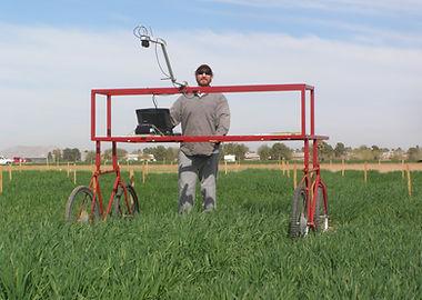Field Phenotyping Proxmal Sensing Cart PSCM1