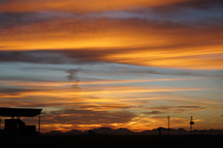 Sunrise on the farm(1)