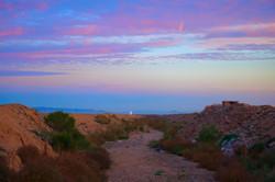 Santa Rosa at dawn