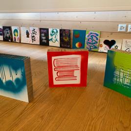 Streetart Workshop for the teens