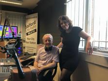 Salford City Radio Interview - 19/6/18