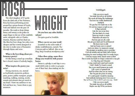 Interview - Bunbury Magazine #5