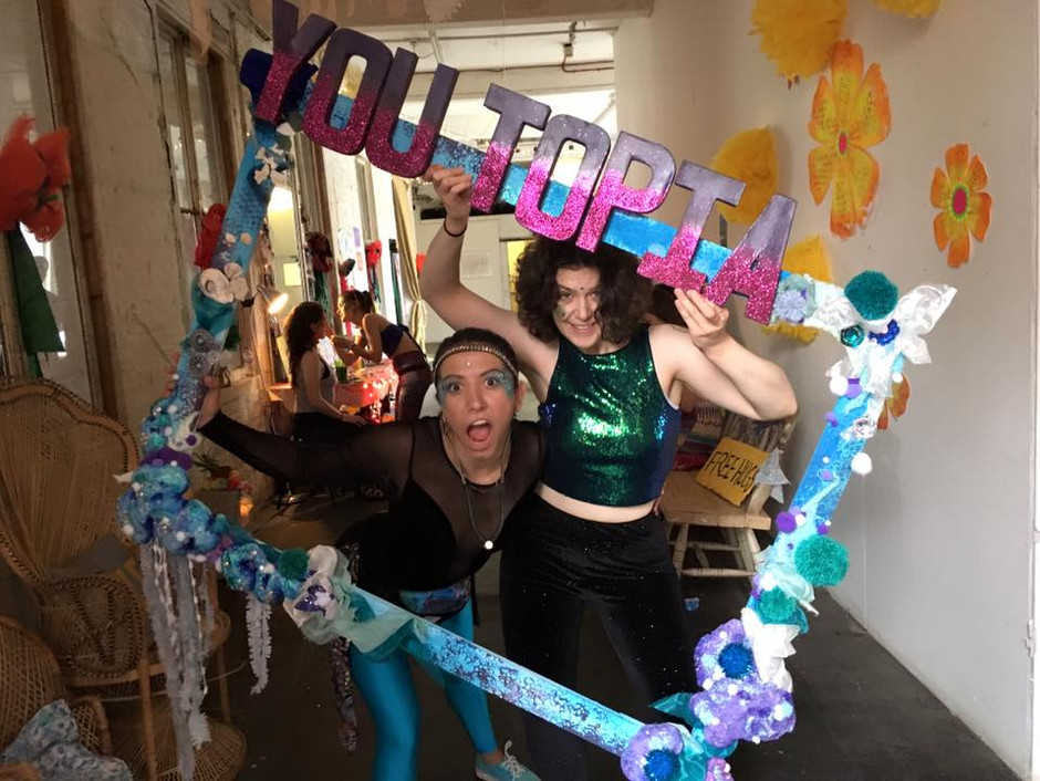 Morning Gloryville 1/6/17 (in association with You Topia