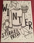 Stirred:Winter (2017) - poet (artwork by Jasmine Chatham)