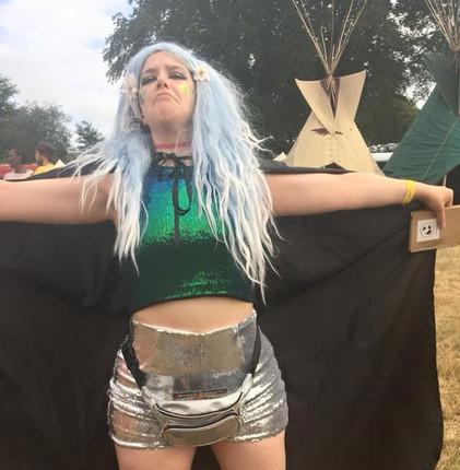 Buddhafield Festival 2018 - Word Up! Open Mic