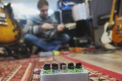 Pyjama Hill - Guitar Trax im Kasten - #groundcontroltonstudio