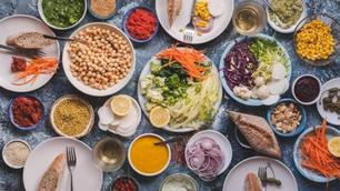 Healthiest foods to eat - The Longevity Diet