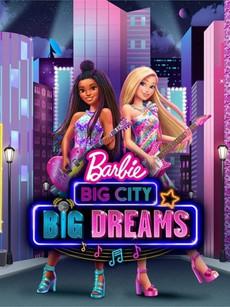 Barbie Big City, Big Dreams Movie Download