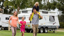 Finding a good Caravan Site