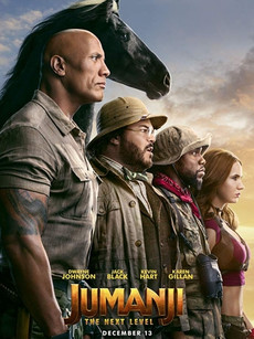 Jumanji The Next Level Movie Download