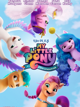 My Little Pony A New Generation Movie Download