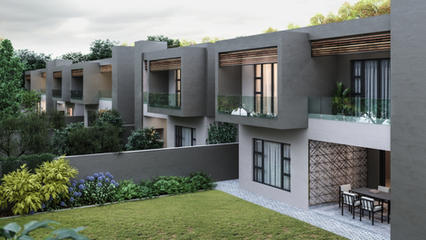 Logan Mews, Residential Development