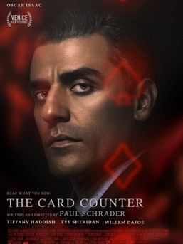 The Card Counter Movie Download