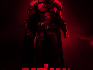 The Batman Main Trailer 2021