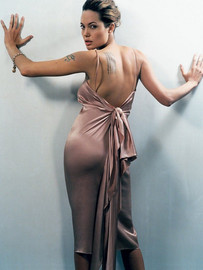 Naked Truth About Celebrity Angelina Jolie