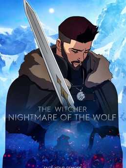 The Witcher Nightmare of the Wolf Movie Download
