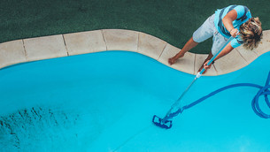 What is the different pool types?