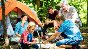 Camping Activities for Families