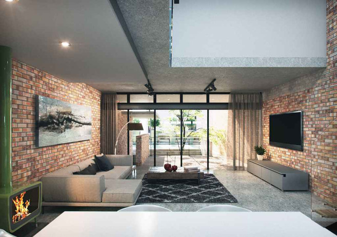 Wallstreet apartments, Pretoria, South A