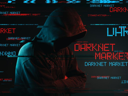 What will you find on the dark web