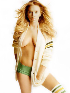 The Naked Truth About Scarlett Johansson