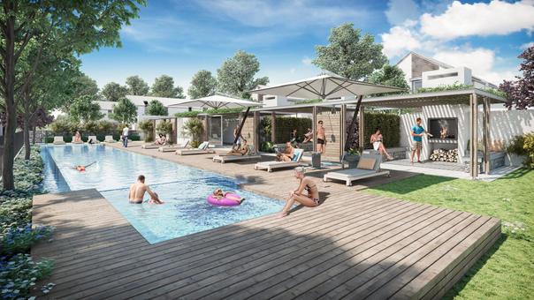 Robberg Bay, Mixed Use Development, Plet