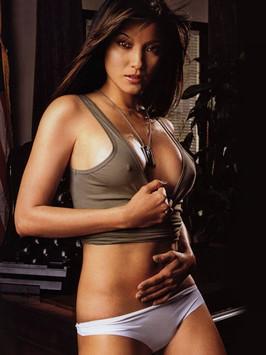 Kelly Hu Celebrity Nude