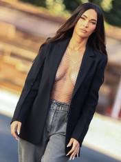 Megan Fox Rocking The Streets