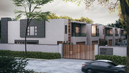 Logan Mews, Residential Development, New