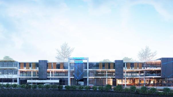 Parkmore Convenient Centre, Sandton, Sou