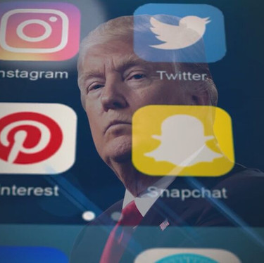 All the platforms that banned Donald Trump