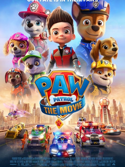 PAW Patrol The Movie Download