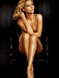 Naked Truth About Celebrity Charlize Theron