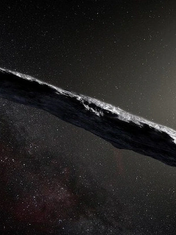Oumuamua Could Be Alien Listening Device