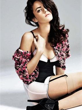 Kaya Scodelario Nude Celebrity