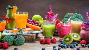 Healthy Smoothies to Start Your Day