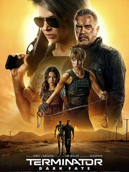 Terminator Dark Fate Movie Download
