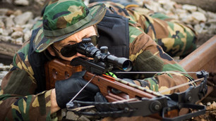 Which is better for Hunting Bow or Rifle?