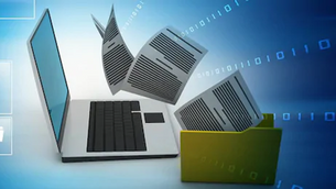 How to transfer files from one PC to another PC
