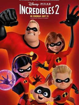Incredibles 2 Movie Download