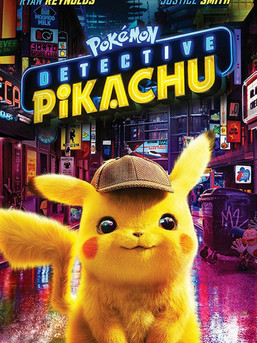 Pokémon Detective Pikachu Movie Download