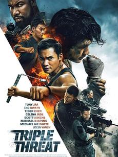 Triple Threat Movie Download