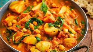 Curry's amazing journey around the world
